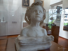 La petite châtelaine (bpmm) Tags: camilleclaudel lapiscine roubaix musée sculpture