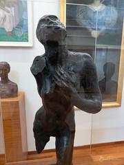 """Etude pour """"L'implorante"""" (bpmm) Tags: camilleclaudel lapiscine roubaix musée sculpture"""