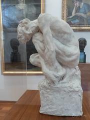 L'homme penché (bpmm) Tags: camilleclaudel lapiscine roubaix musée sculpture