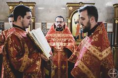 24.05.2019 - Благодарственный молебен по случаю дня тезоименитства Святейшего Патриарха Московского и всея Руси Кирилла