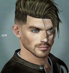 No766 (ashraf rathmullah) Tags: head lelutka bento headguy skin session axel tone02 applier released equal10 10th may eyes innocent fatpack for hair modulus alfie