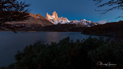 Twilight on mount Fitz Roy (moritzgyssler) Tags: fitzroy patagonia sunrise alpenglow bvssquad lagunacapri