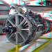 Aircraft-engine MTU Starfighter Flugausstellung Hermeskeil 3D
