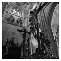 Semana Santa en la Catedral (diocrio) Tags: palencia catedral semanasanta