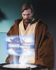 Hot Toys Obi-Wan Kenobi (dorklordcollectibles) Tags: hottoys actionfigure toy onesixth onesixthscale toyphotography sonya6000 a6000 starwars obiwankenobi revengeofthesith
