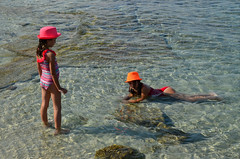 Happy childhood (Valantis Antoniades) Tags: happy childhood afytos chalkidiki halkidiki greece liosi beach summer people sea macedoniagreece makedonia macedoniatimeless macedonian macédoine mazedonien μακεδονια македонијамакедонскимакедонци