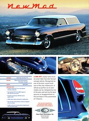 2007 NewMad (Custom 1955 Chevy Nomad) (aldenjewell) Tags: 1955 chevrolet customized nomad chris ito steves auto 2007 restorations ad