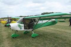 G-HULK (IndiaEcho) Tags: ghulk best off skyranger 912 eghp popham airport airfield light general civil aircraft aeroplane aviation basingstoke hampshire england canon eos 1000d microlight fly in 2019