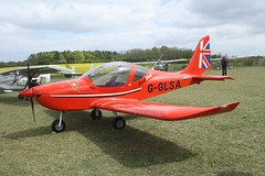 G-GLSA (IndiaEcho) Tags: gglsa eurostar eghp popham airport airfield light general civil aircraft aeroplane aviation basingstoke hampshire england canon eos 1000d microlight fly in 2019