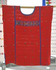 Huipil Triqui Oaxaca Mexico Guadalupe (Teyacapan) Tags: triqui huipil mexico oaxaca chicahuaxtla museum guadalupe weavings tejidos ropa textiles clothing