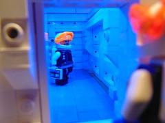 ice station gamma (idcomerunning) Tags: lego space iceplanet system diorama moc bricks snot
