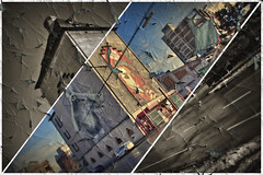 Nightmare faded (theflyingtoaster14) Tags: nightmare alptraum faded verblasst alt old building tower gebäude turm schrei scream bedrohlich dangerous gefahr danger never ending vienna wien architecture architektur filter forge hdr projects sony dscrx10