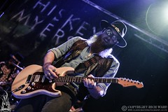 Whiskey Myers @ Birmingham O2 Institute - Wednesday 22nd May, 2019