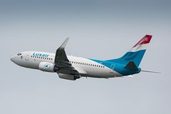Luxair - Luxembourg Airlines   Boeing 737-700 [LX-LGQ] at Luxembourg Airport - 18/05/19 (David Siedler) Tags: luxair luxembourgairlines boeing boeing737 boeing737700 b737 lxlgq luxembourg findel airport luxembourgairport findelairport luxellx