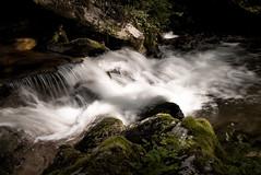 Remous (leon.vaillat) Tags: eau jura cascade mousse rocher ruisseau