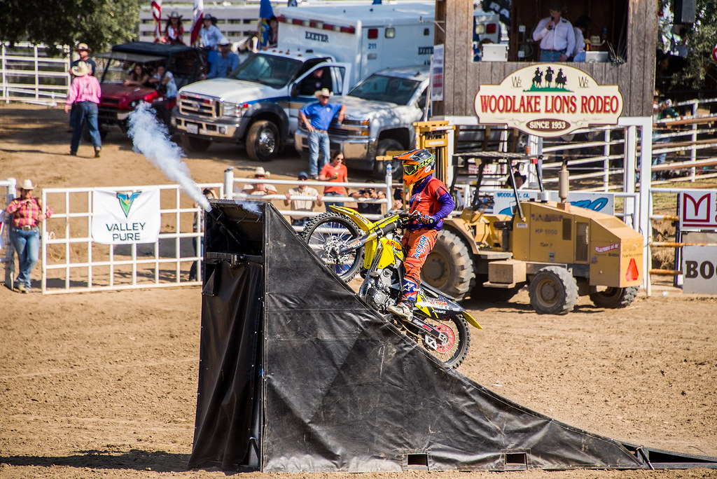 The World's Best Photos of motorcycle and rodeo - Flickr