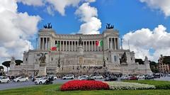 Monument a Vittorio Emanuele II.