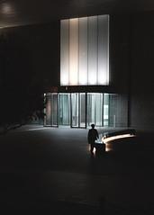 Night Owl (Budgetographer) Tags: fujifilm fuji xt2 35mm f2 dark cinematic night street osaka japan
