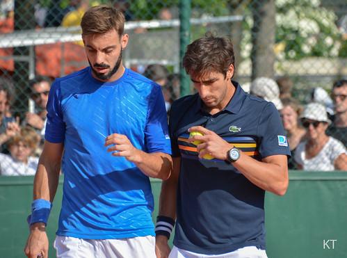 Marcel Granollers - Marcel Granollers & Pablo Cuevas