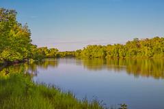 Little Yellow Banks Landing - St. Croix River - Saint Croix State Park, Minnesota (Tony Webster) Tags: june minnesota saintcroixriver saintcroixstatepark stcroixriver stcroixstatepark wisconsin river statepark crosbytownship unitedstatesofamerica