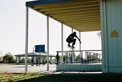 FH000011 (dannondale) Tags: skateboarding skateboard ollie california folsom filmphotography 35mm fujifilm superia filmisnotdead