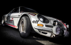 ALPINE (Dave GRR) Tags: renault alpine supercar sportscar racingcar racing motorsport retro classic vintage cars coffee toronto auto show 2019 olympus