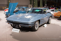 Chevrolet Corvette Stingray Split Window Coupé - 1963 (Perico001) Tags: corvette stingray splitwindow coupé v8 1963 ausstellung exhibition exposition expo verkehrausstellung messe autoshow autosalon motorshow carshow auto automobil automobile automobiles car voiture vehicle véhicule wagen pkw automotive frankrijk france francia frankreich paris parijs bonhams lesgrandesmarquesdumondeaugrandpalais legrandpalais nikon df 2019 auction oldtimer classic klassiker chevrolet chevy louischevrolet gm generalmotors generalmotorscompany detroit michigan usa vsa