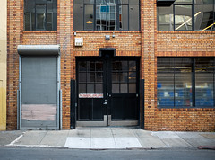 Alley Doors 1 (sean-phillips) Tags: fujifilm xf23mmf2 23mmf2 xe3 street buildings city