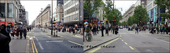 Oxford Street`1973-2019 (roll the dice) Tags: london westminster w1 westend mad sad fun people fashion traffic shops shopping changes collection canon tourism tourists bus taxi trees lights old retro bygone local history nostalgia comparison streetfurniture architecture ban cctv cars seventies vanished demolished travel transport urban england uk art classic routemaster dirty crowd busy sale bargain oldandnew pastandpresent