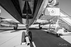 Undercarriage (johnscratchley) Tags: aircraft airmuseum vickers transcanada