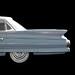 1961 Cadillac Toy Model 5