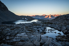 Shall I try next time? (ScorpioOnSUP) Tags: a7iii bealpha easternsierra foresterpass greatwesterndivide jmt jmt2018 johnmuirtrail sequoianationalpark sierranevada sonyalpha adventure backcountry divide forest lake landscape landscapephotography mountains nature outdoors rocks sunrise sunriseglow thruhike wilderness