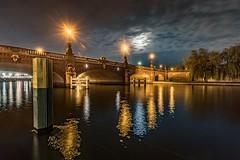 DSC06526-01 (karstenlützen) Tags: germany berlin riverside longexposure waterfront moltkebridge