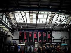 Heuston Station, Dublin, Ireland (JoyfulGrace117_) Tags: travel ireland dublin heuston station rail train