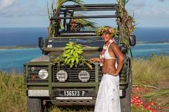 Wedding Bora Bora - Mt Popoti Ceremony