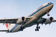 B-6079 Air China Airbus A330-243 (buchroeder.paul) Tags: eddl dus dusseldorf international airport germany europe final b6079 air china airbus a330243