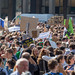 Students call on politicians to act and reduce CO2 emissions during Fridays fur Future in Cologne, Germany