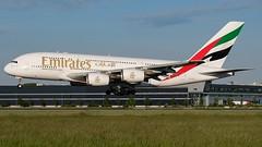 A6-EEE-1 A380 AMS 201905