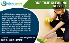 One Time Cleaning Services (menagetotal70) Tags: cleaningservices cleaningservicesmontreal cleaninglady cleaning cleaningcompanymontreal homecleaning officecleaning sofacleaningservices maidcleaning housecleaningmontreal montrealcleaners montrealcleaning bathroomcleaning montrealcleaningservices
