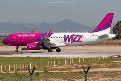 Wizz Air A320-232 HA-LWZ (José M. Deza) Tags: 20190522 a320232 airbus bcn elprat halwz lebl planespotting spotter wizzair aircraft