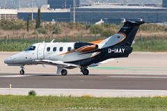Arcus Executive Aviation EMB-500 Phenom 100 D-IAAY (José M. Deza) Tags: 20190522 arcusexecutiveaviation bcn diaay emb500phenom100 elprat embraer lebl planespotting spotter aircraft