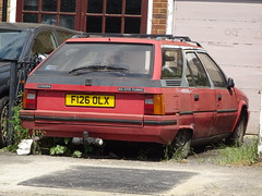 1988 Citroën BX 1.8 DTR Turbo (Neil's classics) Tags: vehicle 1988 citroën bx 18 dtr turbo touring station wagon estate break car