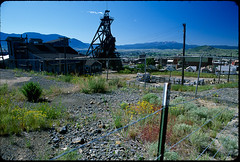17 Butte Montana (Lather and Froth) Tags: butte montana anselmomine mine