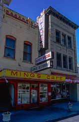 08 Ming's Cafe Sign Butte Montana (Lather and Froth) Tags: butte montana mings