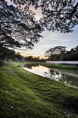 Where the river flows (Kevin KY Fan) Tags: canonsg cmepttb72 singaporelandscape kevinkyfan verticallandscape landscapesg