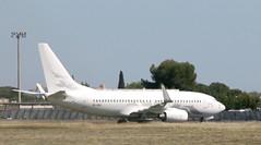 9H-MBJ Jet Aviation Flight Services (Malta) Boeing 737-7HEMPL 220519 (kitmasterbloke) Tags: mpl montpelier frejourges aviation airliner aircraft france outdoor transport