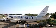 F-BTTE Dassaukt Mercure 100 instructional  MPL 230519 (kitmasterbloke) Tags: mpl montpelier frejourges aviation airliner aircraft france outdoor transport