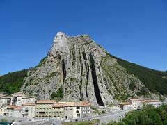 Rocher de la Baume, Sisteron