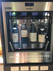 Drinking Automat in Barolo