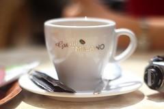 昼下がり / Grand Place (情事針寸II) Tags: oldlens bokeh light café grandplace supertakumar11855